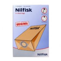 Genuine Nilfisk GM/GS 80 90 Bags